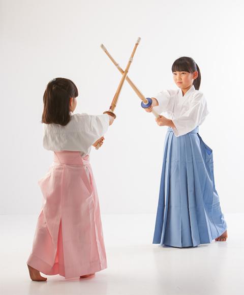 剣道着、袴の写真